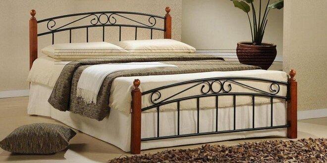 Ložnice ve vintage stylu: postele s matracemi nebo bez