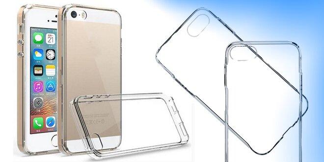Ultratenký pružný zadní kryt na mobily z PVC