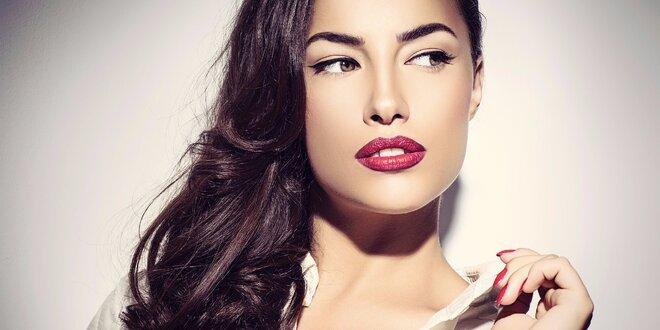 Permanentní make-up dle výběru ve Studiu Visage