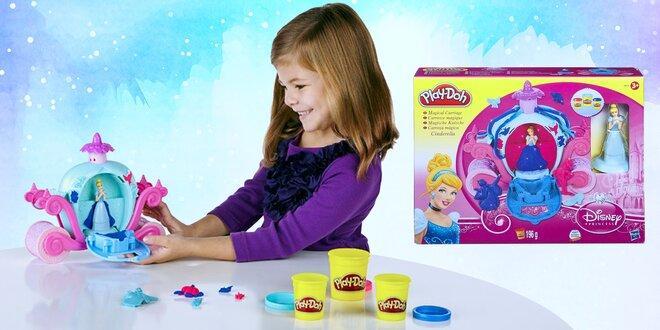 Popelčin kočár: Kreativní sada Play-Doh od Disney