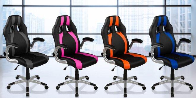 Kancelářské židle GT Stripes Series