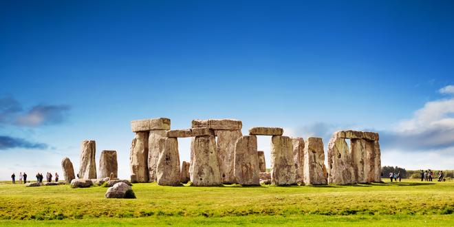 Prázdniny v Londýně s návštěvou Stonehenge