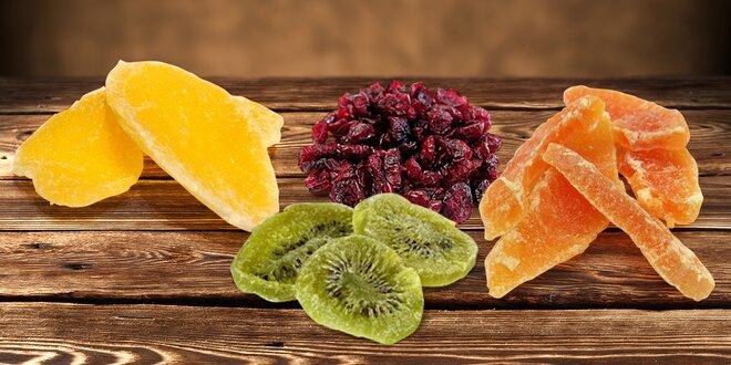 Sušené ovoce: zdravý mls pro každou příležitost