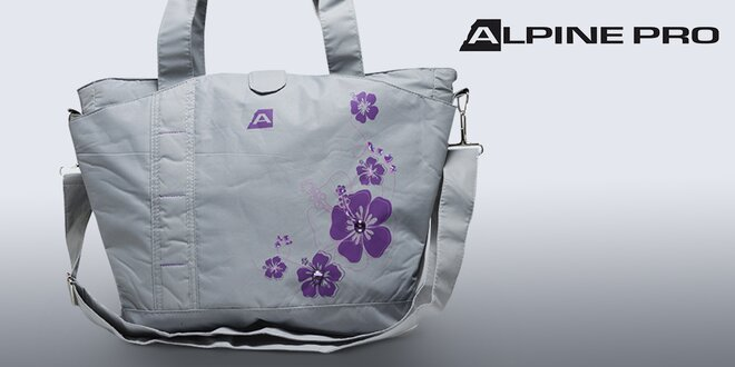 Dámská prostorná taška Alpine Pro