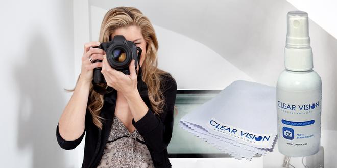 Nano ochrana optiky fotoaparátů a kamer