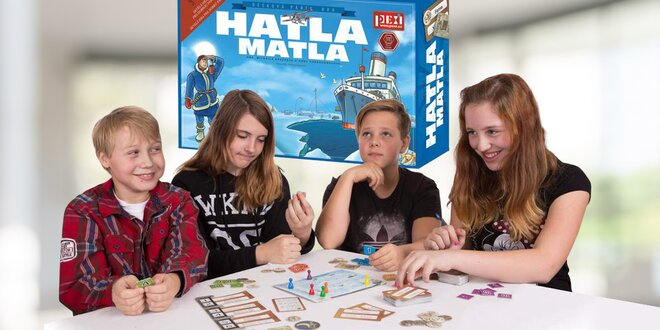Hatla Matla - hra na cestovatele a domorodce