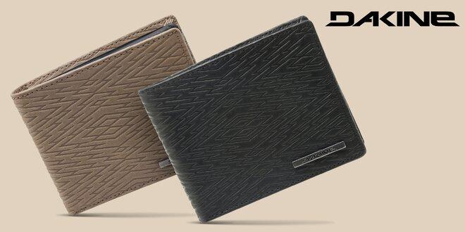 Pánské peněženky Dakine s embosovaným vzorem