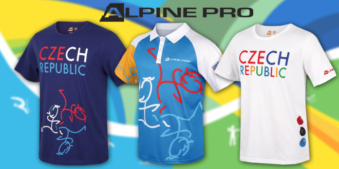 Pánská trička Alpine Pro z limitované kolekce