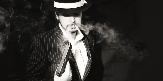 Mafiánská únikovka pro partu 2 až 5 kamarádů