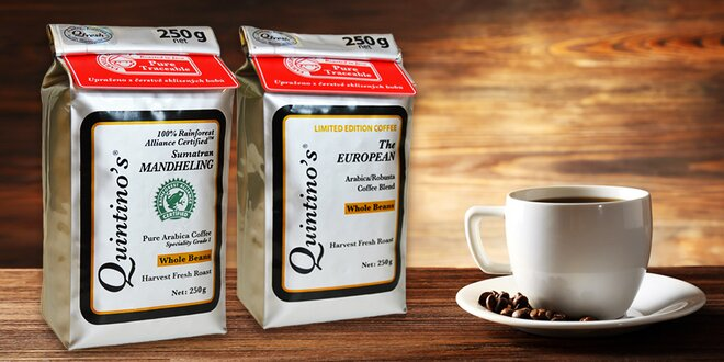 Ochutnejte Indonésii: skvělé zrnkové kávy