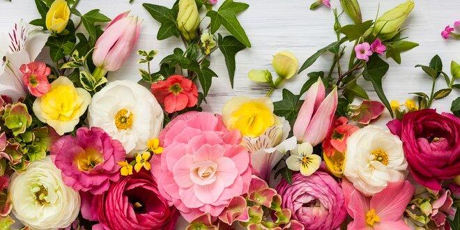 Floristický kurz zaměřený na jarní výzdobu