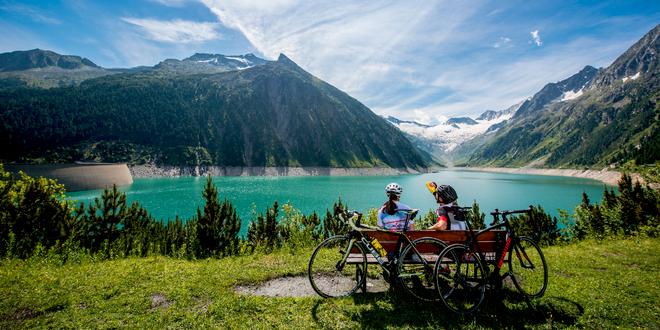 Za tyrolskou přírodou: túry, polopenze a sauna