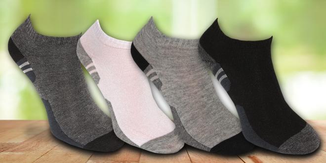 12 párů pánských bambusových ponožek