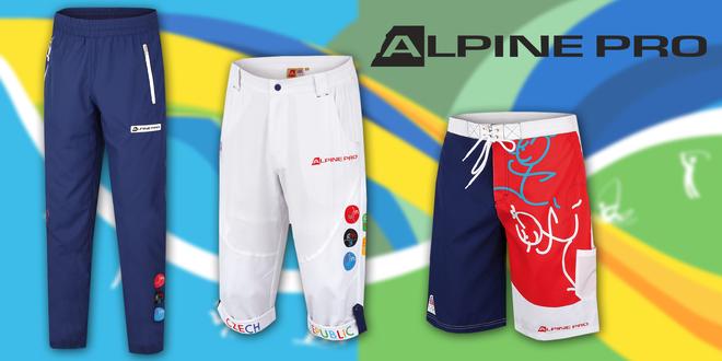 Pánské kalhoty a šortky Alpine Pro