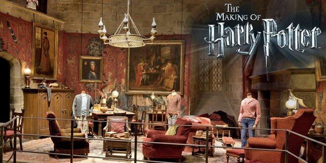 Zájezd do Londýna se zastávkou u Harryho Pottera