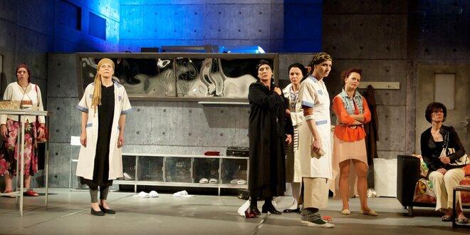 Vstupenka na představení Mikve - Hadar Galron