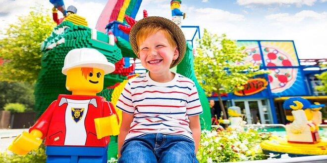 Zájezd do Legolandu vč. vstupného a ubytování