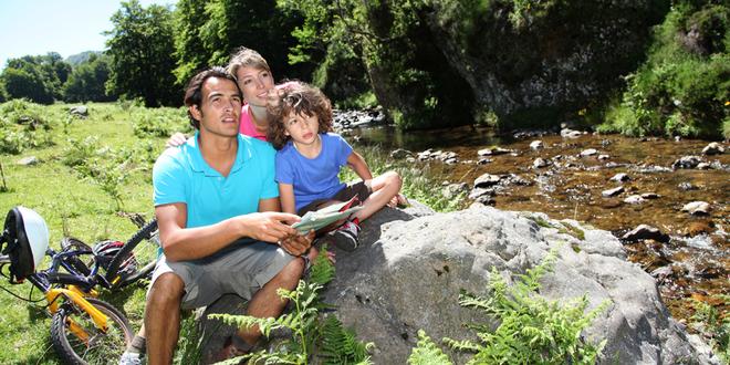 Letní rodinný pobyt v Krkonoších s polopenzí