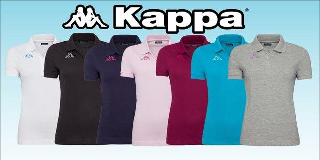 Elegantní sportovní dámské polokošile Kappa
