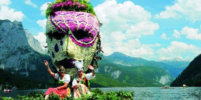 Festival narcisů se zastávkou v Hallstattu