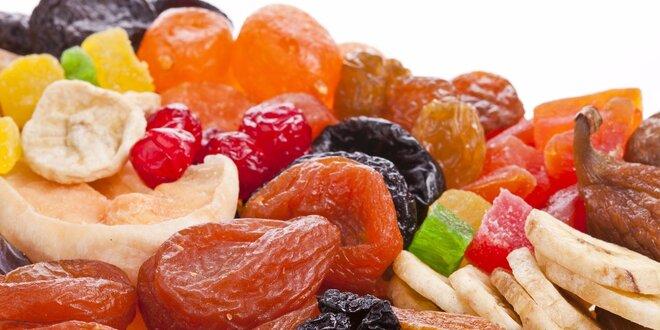 Něco na zub: Chutné a zdravé balíčky sušeného ovoce