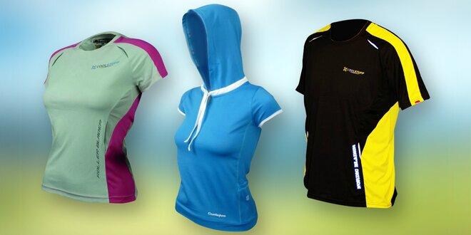 Sportovní trička Haven s krátkým rukávem