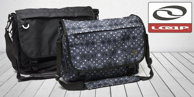 Praktická taška Loap s polstrovaným popruhem
