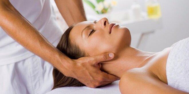30- nebo 60minutová klasická relaxační masáž