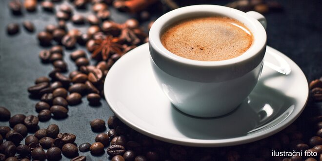 Denní energie: lahodné italské espresso s sebou
