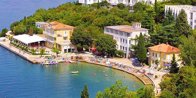 8 dní letní pohody na ostrově Krk s polopenzí