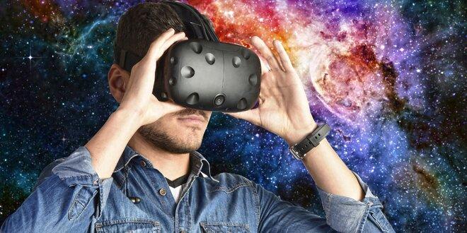 Hodina ve světě virtuální reality až pro 3 hráče