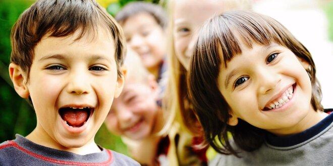 Příměstský tábor pro školkové děti od 3 do 6 let