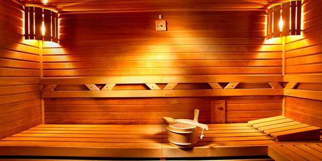 Hodinový relax v privátní sauně pro dva