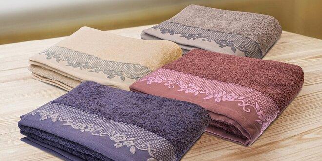 Originální kolekce ručníků a osušek BJORK