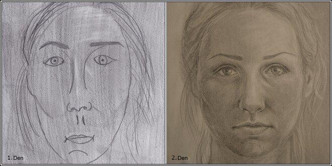 Víkendový kurz: Reálná kresba a autoportrét