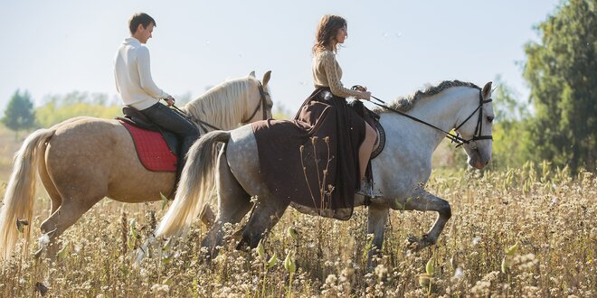 Vyjížďka na koni pro začátečníky i pokročilé