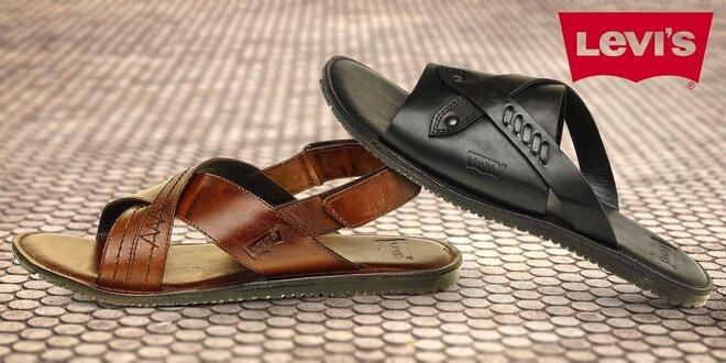 Pánské letní boty Levi s  8b0ece3f9cf