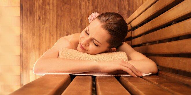 Hodina privátní sauny s vonnými esencemi pro 2