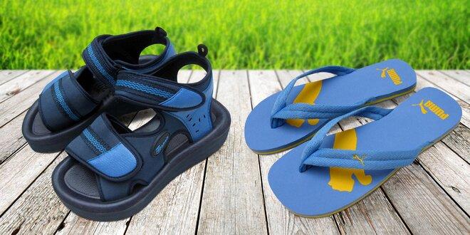 Dámské žabky, nazouváky a sandály