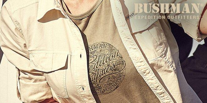 Dámská košile Bushman s dlouhým rukávem