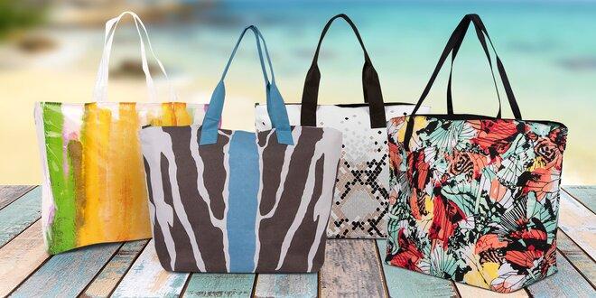 Velké plážové tašky od italské značky Hat You