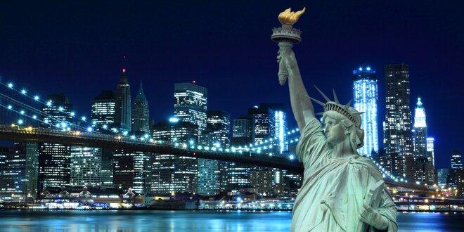 4 noci v předvánočním New Yorku