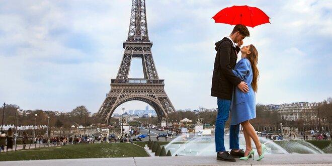 V listopadu do Paříže: letenky, hotel i průvodce