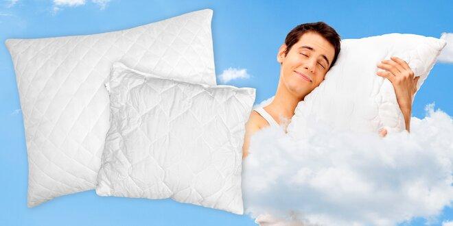 Prošívané polštáře – měkkost pro váš klidný spánek