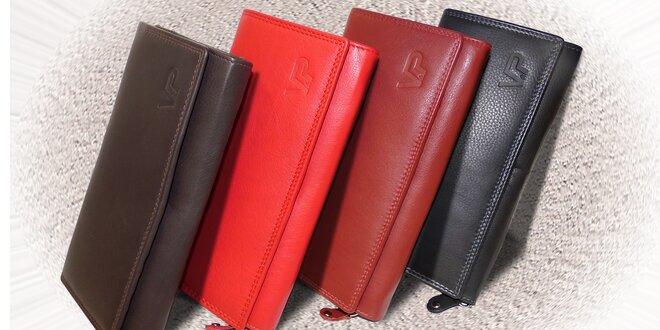 Dámské kožené peněženky ISABELLE