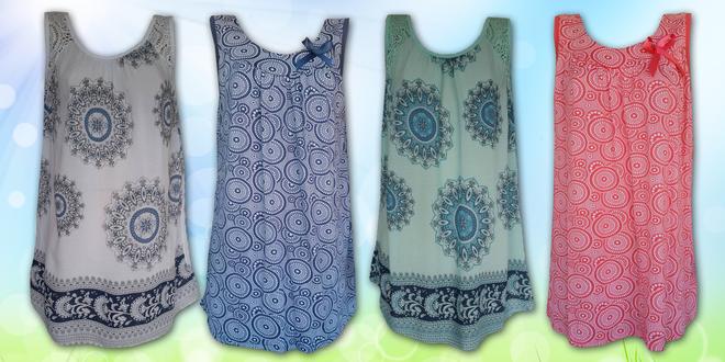 Dámské letní tuniky