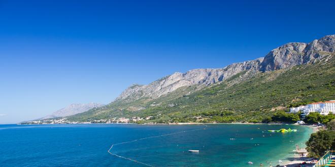 Chorvatsko: Prima dovolená v letovisku Gradac