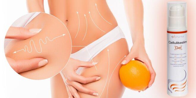 Gel Celluliteslim: Dejte pomerančové kůži sbohem