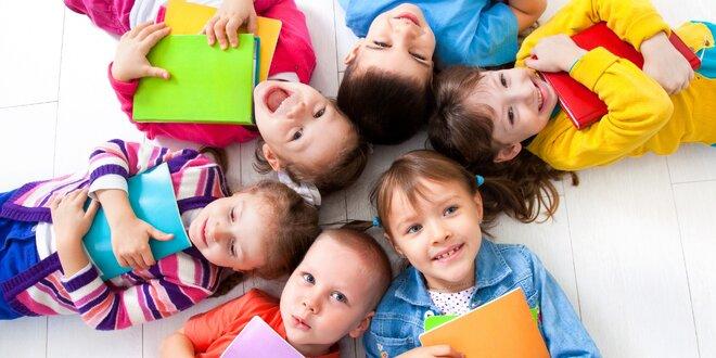 Letní dětský tábor - Easy English camp