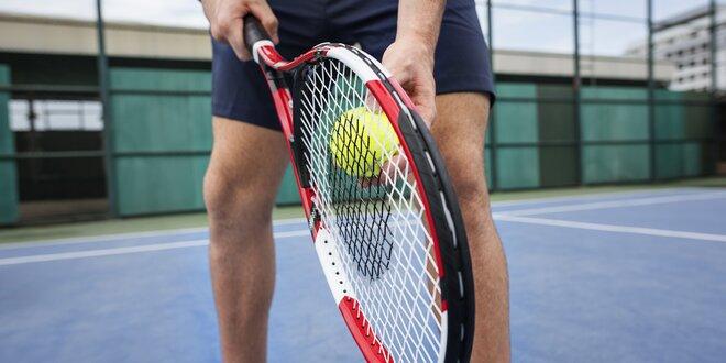 5 hodin tenisu v Lužánkách